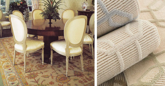 Photos of carpet & rugs