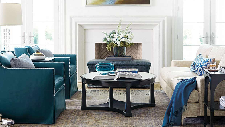 Bernhardt living room
